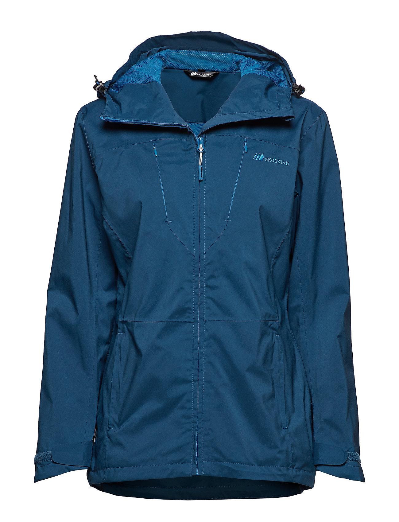 Skogstad Nausdal  2-Layer Technical Jacket - BLUE TEAL