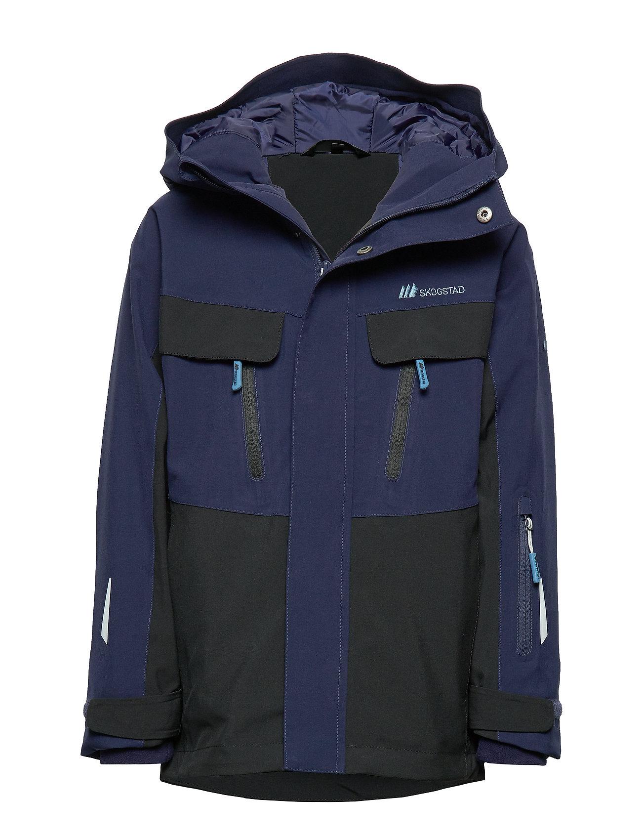 Skogstad Espeåpsen 2-Layer Technical  Jacket - BLACK