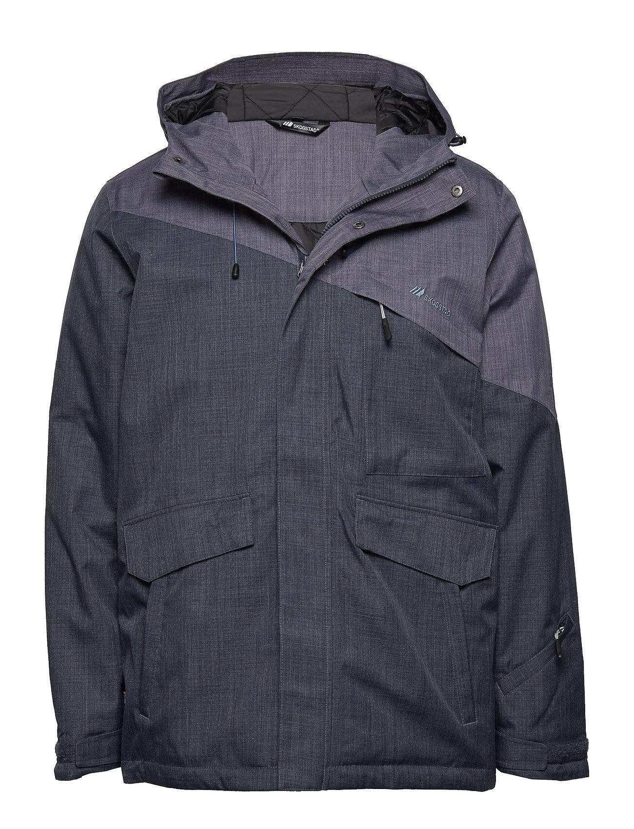 Skogstad Holsen 2-Layer Techincal Jacket - STEEL