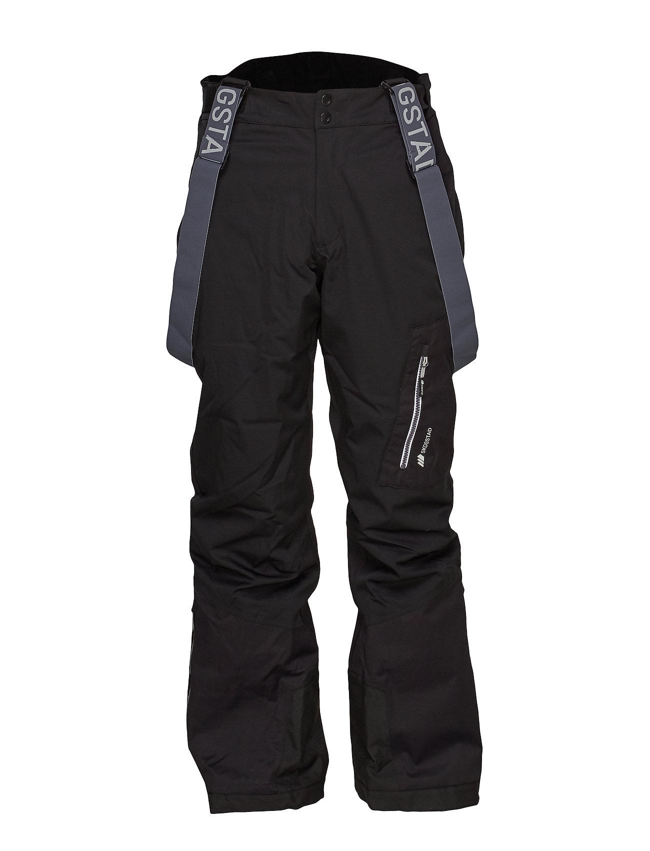 Skogstad Holen 2-Layer Technical ski trousers - BLACK