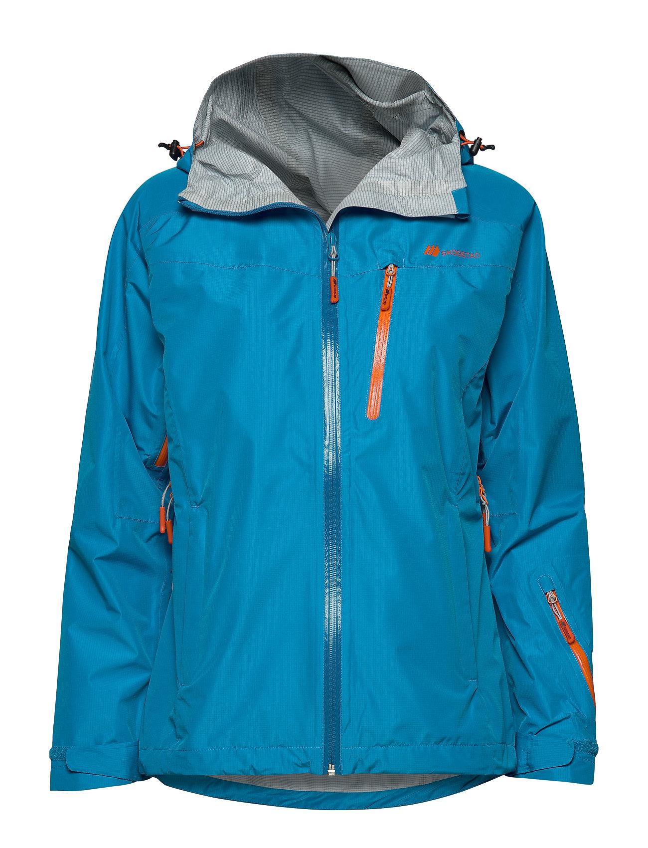 Skogstad Hornstinden 2.5-Layer Techincal jacket - WARM TURQOUISE