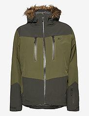 Skogstad - Keipen 2-layer technical jacket - ski jassen - four leaf - 1