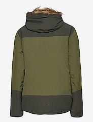 Skogstad - Keipen 2-layer technical jacket - ski jassen - four leaf - 2