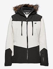 Keipen 2-layer technical jacket - VANILLA ICE