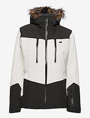 Skogstad - Keipen 2-layer technical jacket - ski jassen - vanilla ice - 1