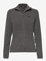 Skogstad - Røda fleece jacket - fleece - dark grey - 0