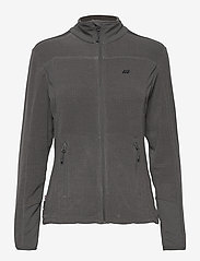 Skogstad - Røda fleece jacket - fleece - dark grey - 1