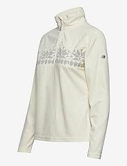 Skogstad - Hildastranda microfleece half-zip - mid layer jackets - vanilla ice - 2