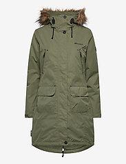 Skogstad - Sande 2-layer technical coat - wandel- en regenjassen - four leaf - 1