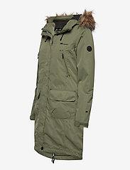 Skogstad - Sande 2-layer technical coat - wandel- en regenjassen - four leaf - 3