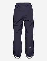 Skogstad - Plain 2-layer technical trouser - overtræksbukser - prime navy - 1