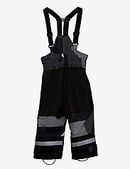 Skogstad - Rime 2-layer technical trouser - overtræksbukser - black camo pr - 1