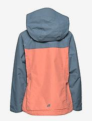Skogstad - Lesja  2,5-Layer Technical Shell Jacket - kurtka typu shell - orange mist - 2