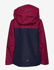 Skogstad - Lesja  2,5-Layer Technical Shell Jacket - shell jacket - prime navy - 2