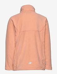 Skogstad - Tresfjord  Microfleece Jacket - fleece - peach nectar - 1