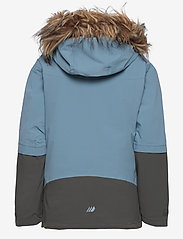 Skogstad - Bakketuva 2-layer technical jacket - vinterjakker - blue dust - 2