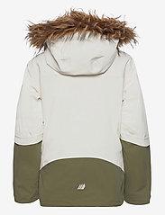 Skogstad - Bakketuva 2-layer technical jacket - ski jassen - vanilla ice - 2