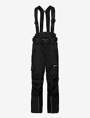 Skogstad - Panther Tord 2-layer technical trouser - overtræksbukser - black - 0