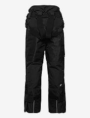 Skogstad - Panther Tord 2-layer technical trouser - overtræksbukser - black - 2