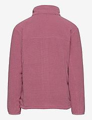 Skogstad - Stien fleece jacket - sweatshirts - heather rose - 1