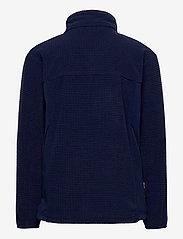 Skogstad - Stien fleece jacket - sweatshirts - prime navy - 1