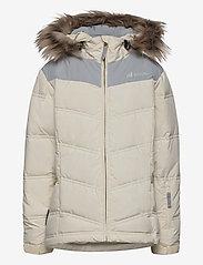 Skogstad - Roland down jacket - dunjakker & forede jakker - vanilla ice - 1