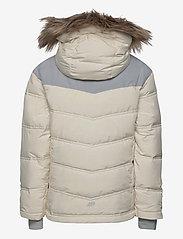 Skogstad - Roland down jacket - dunjakker & forede jakker - vanilla ice - 2