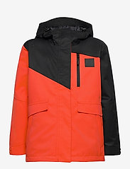 Skogstad - Fure 2-layer technical jacket - termojakke - cherry tomato - 1