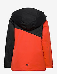 Skogstad - Fure 2-layer technical jacket - termojakke - cherry tomato - 2