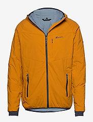 Skogstad - Losnegard Light PrimeLoft Jacket - insulated jackets - oker - 0