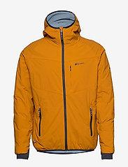 Skogstad - Losnegard Light PrimeLoft Jacket - insulated jackets - oker - 1