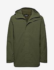 Skogstad - Olden PrimaLoft long jacket - outdoor- & regenjacken - four leaf - 0