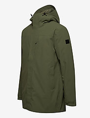 Skogstad - Olden PrimaLoft long jacket - outdoor- & regenjacken - four leaf - 3