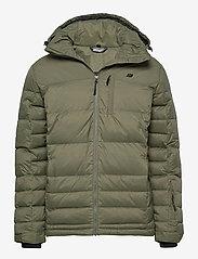 Selvågen down jacket - FOUR LEAF