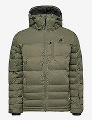 Skogstad - Selvågen down jacket - outdoor- & regenjacken - four leaf - 1
