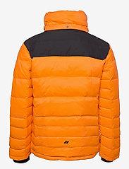 Skogstad - Selvågen down jacket - outdoor- & regenjacken - jaffa orange - 4
