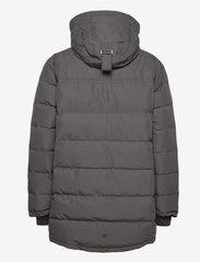 Skogstad - Nydalen long down jacket - trainingsjacken - new antracite - 3