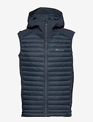 Skogstad - Nærøyfjord   Down west - outdoor & rain jackets - antracitt - 1