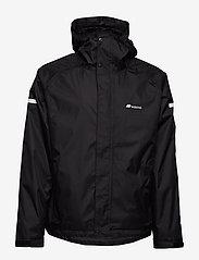 Skogstad - Føyno   2-layer Teachnical Rain Jacket - outdoor- & regenjacken - black - 1