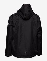 Skogstad - Føyno   2-layer Teachnical Rain Jacket - outdoor- & regenjacken - black - 2