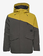 Skogstad - Holsen 2-layer technical jacket - outdoor- & regenjacken - dark grey - 1