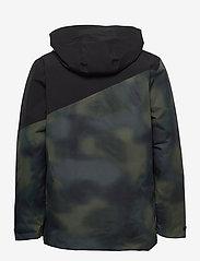 Skogstad - Holsen 2-layer technical jacket - outdoor- & regenjacken - four leaf pr - 2