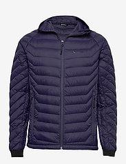 Skogstad - Salen light down jacket - outdoor- & regenjacken - prime navy - 0