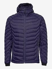Skogstad - Salen light down jacket - outdoor- & regenjacken - prime navy - 1