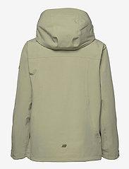 Skogstad - Stadt 2-layer technical jacket - wandel- en regenjassen - tea - 1
