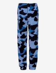 Skogstad - Trone microfleece set - fleece sets - french blue pr - 2