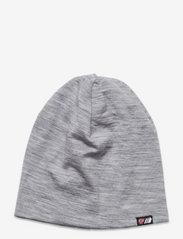 Aske merino wool hat - CASIO GREY