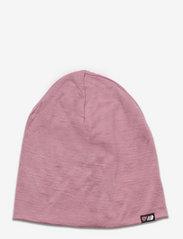 Aske merino wool hat - LILAS