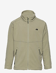 Skogstad - Troms Fleece Jacket - fleecetøj - tea - 0