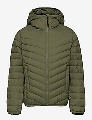 Skogstad - Haukenes Light Down Jacket - dunjakker & forede jakker - four leaf - 0